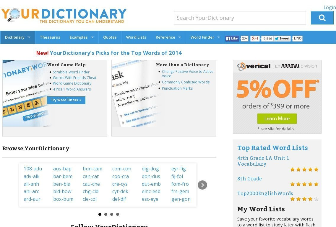 yourdictionary.com